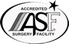 "PSA has demonstrated its commitment to patient safety by gaining accreditation from The American Association for Accreditation of Ambulatory Surgery Facilities (AAAASF), recognized nationally as the ""Gold Standard"" in accreditation."